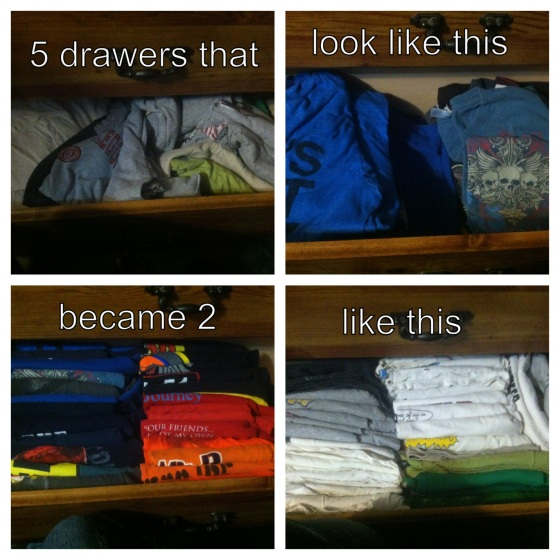 Take back your drawer space!