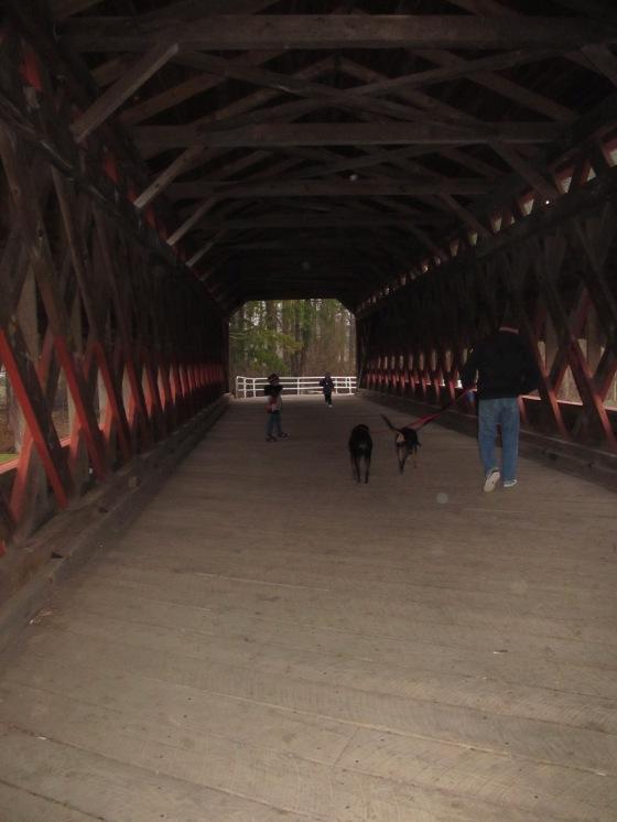 Sachs Covered Bridge