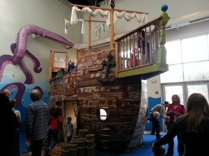 Pirate Ship Playland