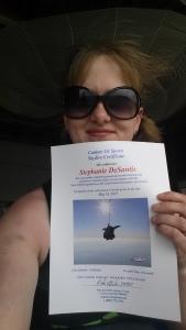 Proof of Flight